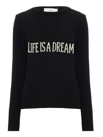 SUETER--SWEATER-FANTASY-PRINT-BLACK