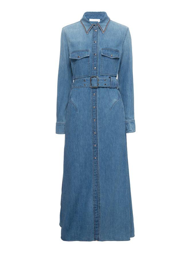 Vestido-Denim-Azul