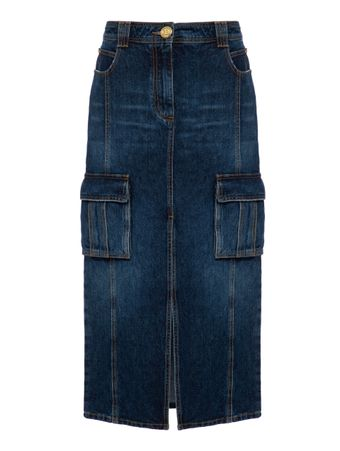 SAIA-LONGA-HIGH-WAIST-SLIT-DENIM-MIDI-S-RAW-DENIN-BLUE