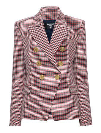 BLAZER-6-BTN-HOUNDSTOOTH-JACKET-WHITE-RED-BLUE