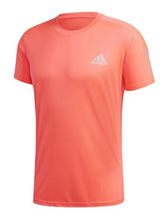 T-SHIRT-ADIDAS-CF-OWN-THE-RUN-M-DZ9001-Q420-LARANJA-CINZA-FT1433