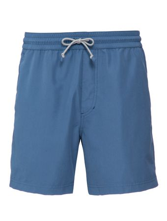 SHORTS--SWIMSUIT--AZZURRO