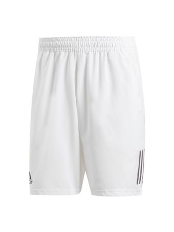 SHORT-ADIDAS-CF-CLUB-3STR-M-DP0302-Q420-PRETO-BRANCO-DU0874