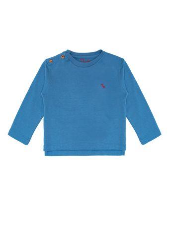 Camiseta-Manga-Longa-Azul