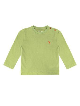 Camiseta-Manga-Longa-Verde