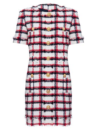 VESTIDO-CURTO-SHORT-SS-BUTTONED-CHECKED-GCS-WHITE-MULTICOLOR