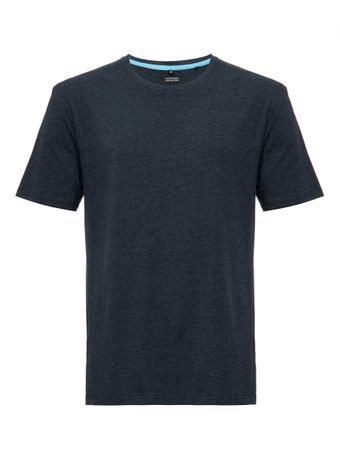 T-Shirt-Stretch-Azul
