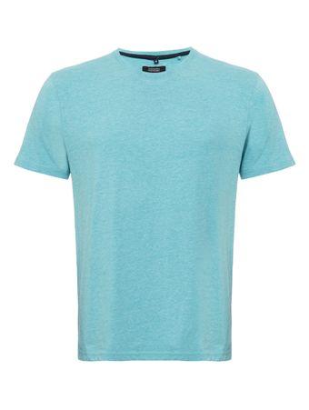T-Shirt-Careca-Azul