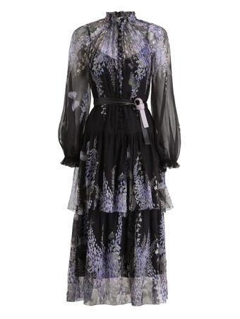 Vestido-Midi-Botanica-Estampado