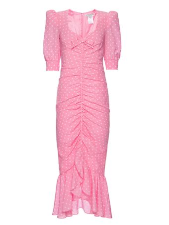 VESTIDO-LONGO-POLKA-DOT-SILK-RICHED-DRES-LIGHT-PINK