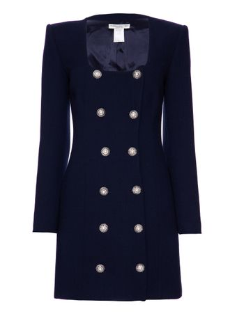 VESTIDO-CURTO-WOOL-CREPE-DOUBLE-BREASTED-1944-BLUE-NAVY