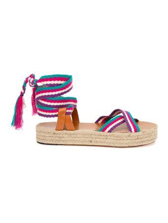 Sandalia-Espadrilles-Multicolor