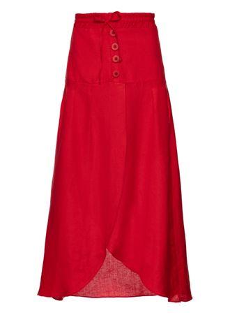 Saia-Cassia-Vermelho