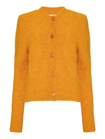 CARDIGAN-CARDIGAN-YELLOW