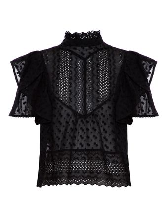 BLUSA-HAUT---TOP-BLACK