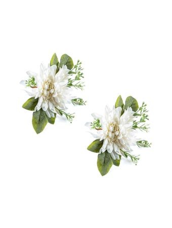 Porta-guardanapo-mini-crisantemo-duplo-branco