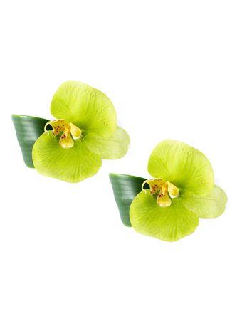Porta-Guardanapo-Phalaenopsis-Verde