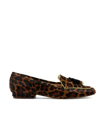 Loafer-Wild-Animal-Print