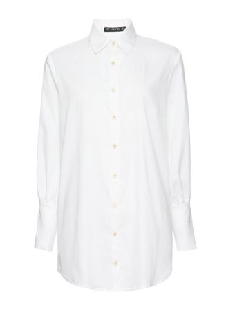 Camisa-Tricoline-Branca