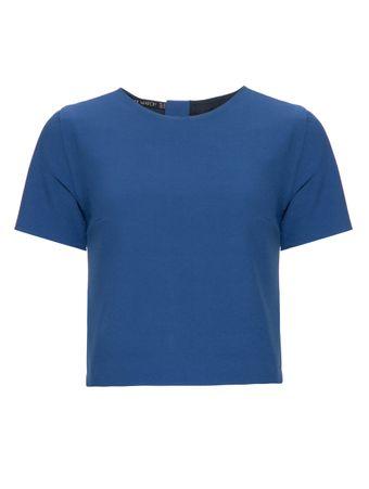 Blusa-Crepe-Manguinha-Cosmos-Azul