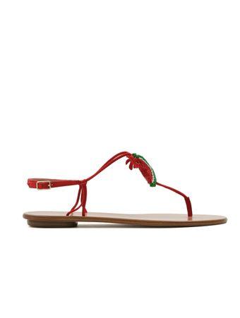 Sandalia-Patillita-Vermelha
