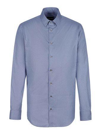 Camisa-Textura-Azul