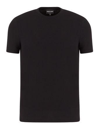 Camiseta-Manga-Curta-Preta