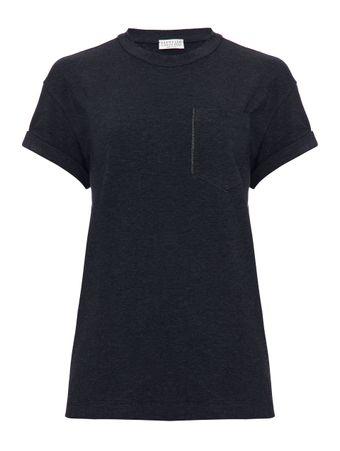 Camiseta-Manga-Curta-Cinza
