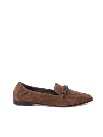 Sapato-Bico-Fino-Marrom