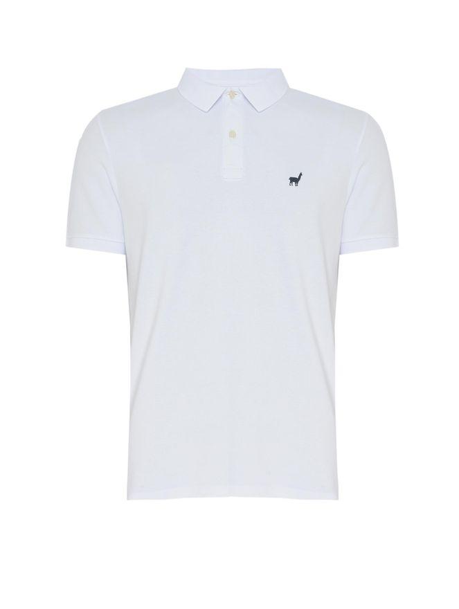 Polo-Lhama-Stretch-Branca
