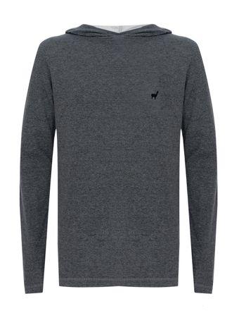 Camiseta-Ml-Capuz-Cinza