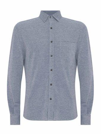 Camisa-Oxford-Azul