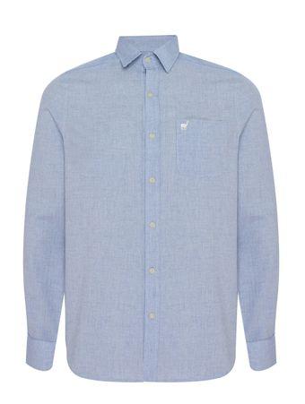 Camisa-Bolso-Azul