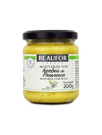 Mostarda-Herbes-de-Provence-Beaufor-200g