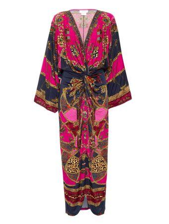 Vestido-Split-Estampado