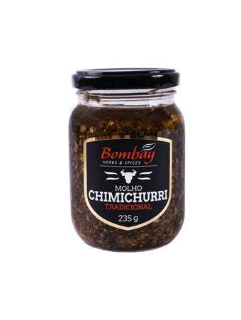 Molho-Chimichurri-Bombay-235g