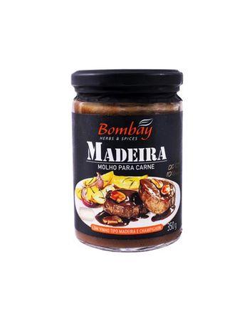 Molho-Madeira-Bombay-350g