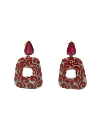 Brincos-Ceramica-e-Rubelita-Vermelho