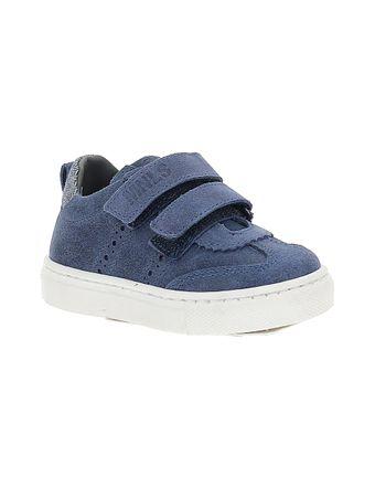 Tenis-Velcro-Azul