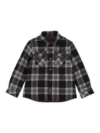 Camisa-Bolsos-Xadrez