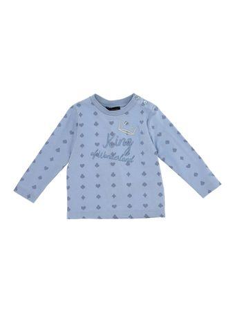 Camiseta-Botoes-Azul