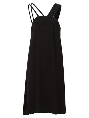 Vestido-Alcas-Preto