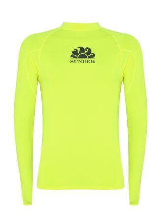 Camiseta-Logo-Amarela