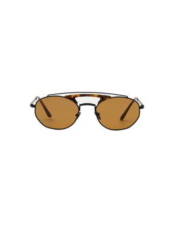 Oculos-de-Sol-Oval-Bicolor