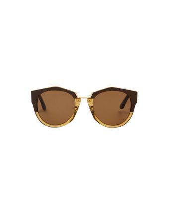 Oculos-de-Sol-Geometrico-Marrom