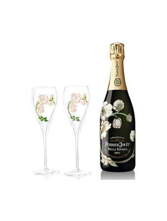 Vinho-Perrier-Jouet-Belle-Epoque-Brut-750ml-Kit-com-2-Tacas