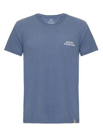 Camiseta-Money-Problems-Azul