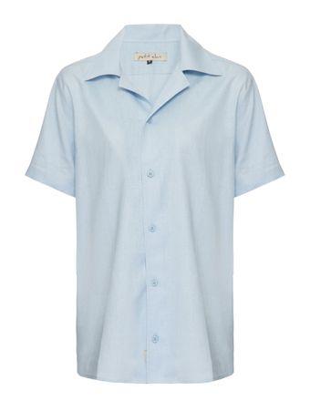 Camisa-Linho-Azul