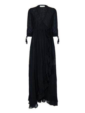 Vestido-Longo-Sevilla-Preto