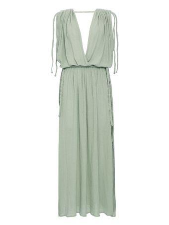 Vestido-Longo-Izamal-Verde